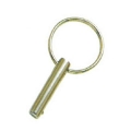 ROLDING-UP PIN WITH ROUND RING