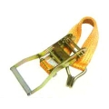 LASHING STRAP WITH RATCHED
