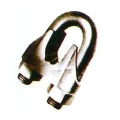 GALV MALL WIRE ROPE CLIPS TYPE B