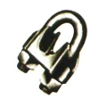 U.S TYPE GALV MALLEABLE WIRE ROPE CLIPS